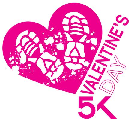 Valentine's Day 5K 2013