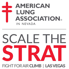 SCALE THE STRAT – FIGHT FOR AIR CLIMB LAS VEGAS 2012