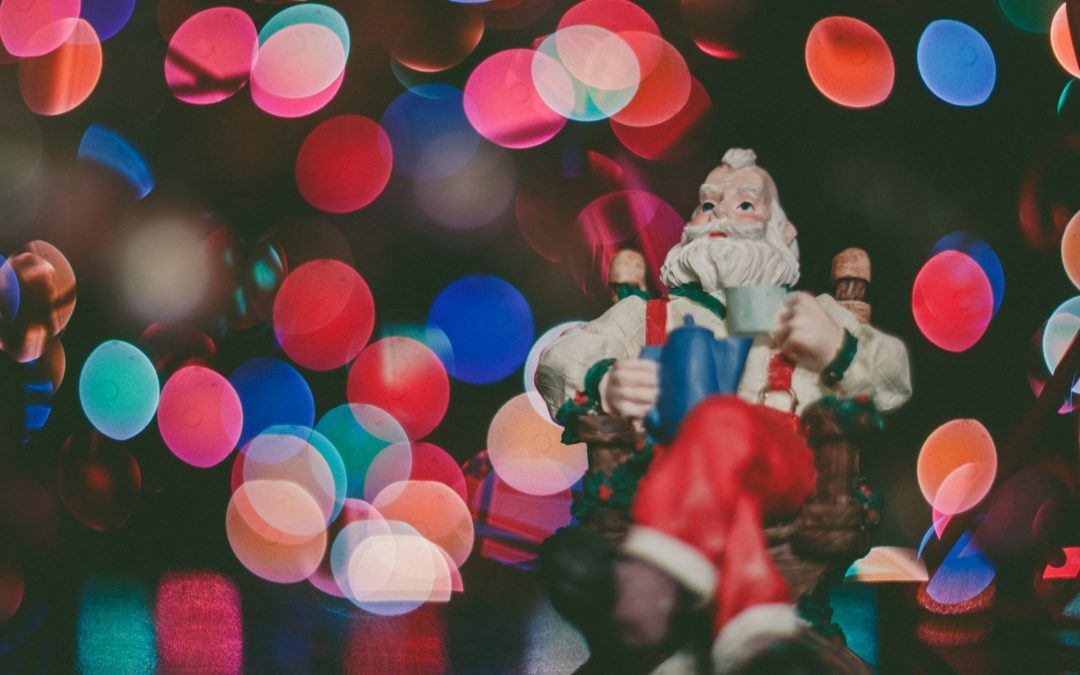 Santa's Advice: 5 Presents for Runners & 3 Ways to Get Coal in Your Running Shoe Christmas Morning.