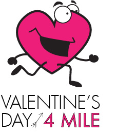 Valentine's Day 4-Mile