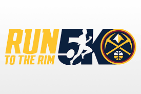 Denver Nuggets Run to the Rim 5k